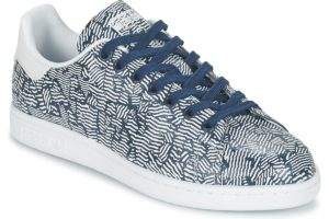 adidas-stan smith-womens-blue-s76663-blue-trainers-womens