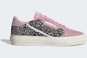 adidas-continental vulcs-womens-pink-EG4582-pink-trainers-womens
