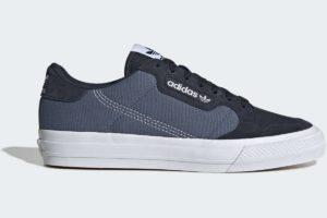 adidas-continental vulcs-mens-blue-EF3538-blue-trainers-mens