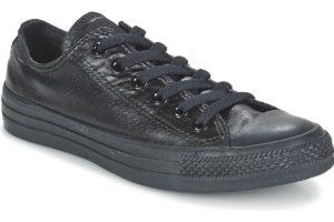 converse-all star ox-womens-black-155563c-black-trainers-womens