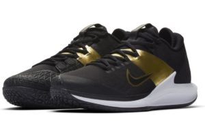 nike-court air zoom-mens-black-aa8018-005-black-trainers-mens