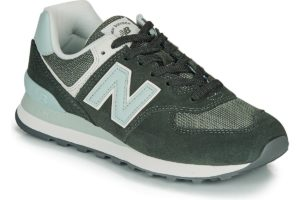 new balance-574-womens-green-wl574ldc-green-trainers-womens