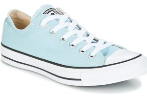 converse-all star ox-womens-blue-160460c-blue-trainers-womens