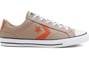 converse-star player-womens-beige-166183C-beige-trainers-womens