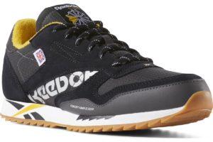 reebok-classic leather ripple mu-Kids-black-DV7455-black-trainers-boys