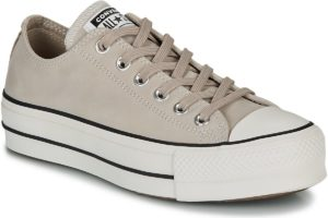 converse-all star ox-womens-beige-566570c-beige-trainers-womens