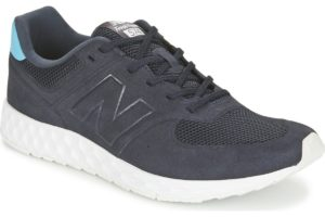 new balance-574-mens-blue-mfl574nb-blue-trainers-mens