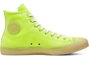 converse-all star high-womens-green-166567C-green-trainers-womens