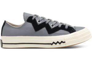 converse-all star ox-womens-black-566137C-black-trainers-womens