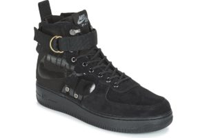 nike-air force 1-mens-black-917753-008-black-trainers-mens
