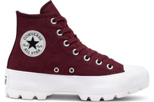 converse-all star high-womens-red-566284C-red-trainers-womens