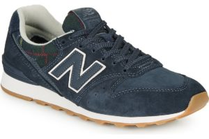 new balance-996 s (trainers) in-womens-blue-wl996ci-blue-trainers-womens