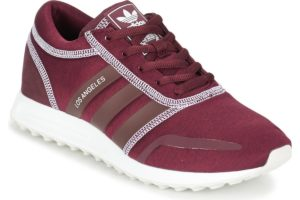 adidas-los angeles-womens-red-ba9977-red-trainers-womens