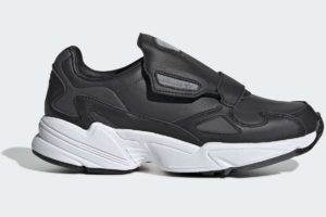 adidas-falcon rxs-womens-black-EE5111-black-trainers-womens