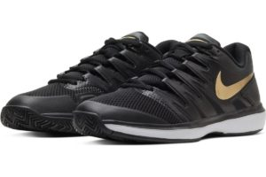 nike-court air zoom-mens-black-aa8020-012-black-trainers-mens