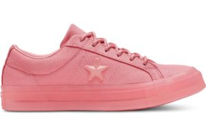 converse-one star-womens-pink-165017C-pink-trainers-womens