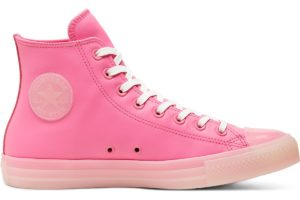 converse-all star high-womens-pink-166568C-pink-trainers-womens