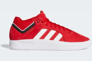 adidas-tyshawn signatures-mens-red-EE6077-red-trainers-mens