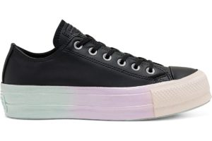 converse-all star ox-womens-black-566157C-black-trainers-womens