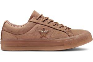 converse-one star-womens-beige-165018C-beige-trainers-womens
