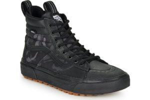 vans-sk8-hi mte 2.0 dx s (high-top trainers) in-womens-black-vn0a4p3itul-black-trainers-womens