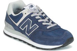 new balance-574-womens-blue-wl574en-blue-trainers-womens