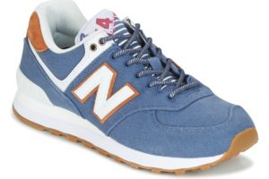 new balance-574-womens-blue-wl574syd-blue-trainers-womens