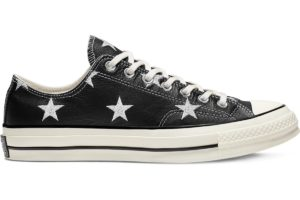 converse-all star ox-womens-black-165964C-black-trainers-womens