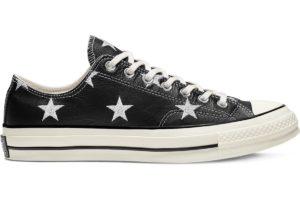 converse-all star ox-womens-black-165964C-black-trainers-womens