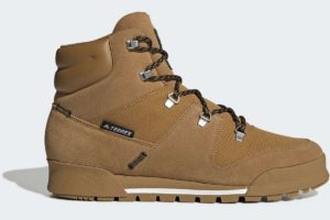 adidas-terrex snowpitch climawarm boots-mens-brown-FV5353-brown-trainers-mens