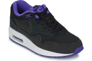 nike-air max 1-womens-black-599820-006-black-trainers-womens