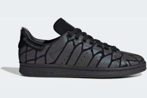 adidas-stan smiths-womens-black-FV4044-black-trainers-womens