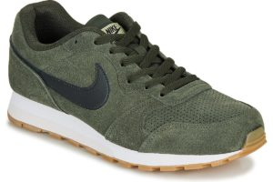 nike-md runner 2 suede ws (trainers) in-mens-green-aq9211-300-green-trainers-mens