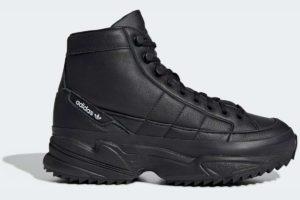 adidas-kiellor xtra boots-womens-black-EF9108-black-trainers-womens
