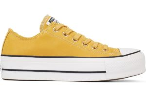 converse-all star ox-womens-gold-565856C-gold-trainers-womens
