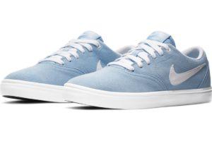 nike-sb check-womens-blue-bq3240-400-blue-trainers-womens