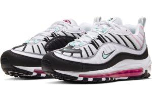 nike-air max 98-womens-silver-ah6799-065-silver-trainers-womens