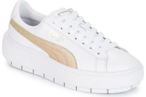 puma-platform trace bsqt.whi s (trainers) in-womens-white-367728-02-white-trainers-womens