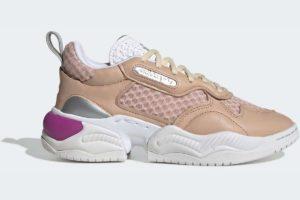 adidas-supercourt rxs-womens-beige-FV3699-beige-trainers-womens