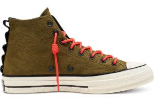 converse-all star high-womens-green-165998C-green-trainers-womens