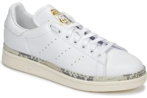 adidas-stan smith new bold s (trainers) in-womens-white-db3348-white-trainers-womens