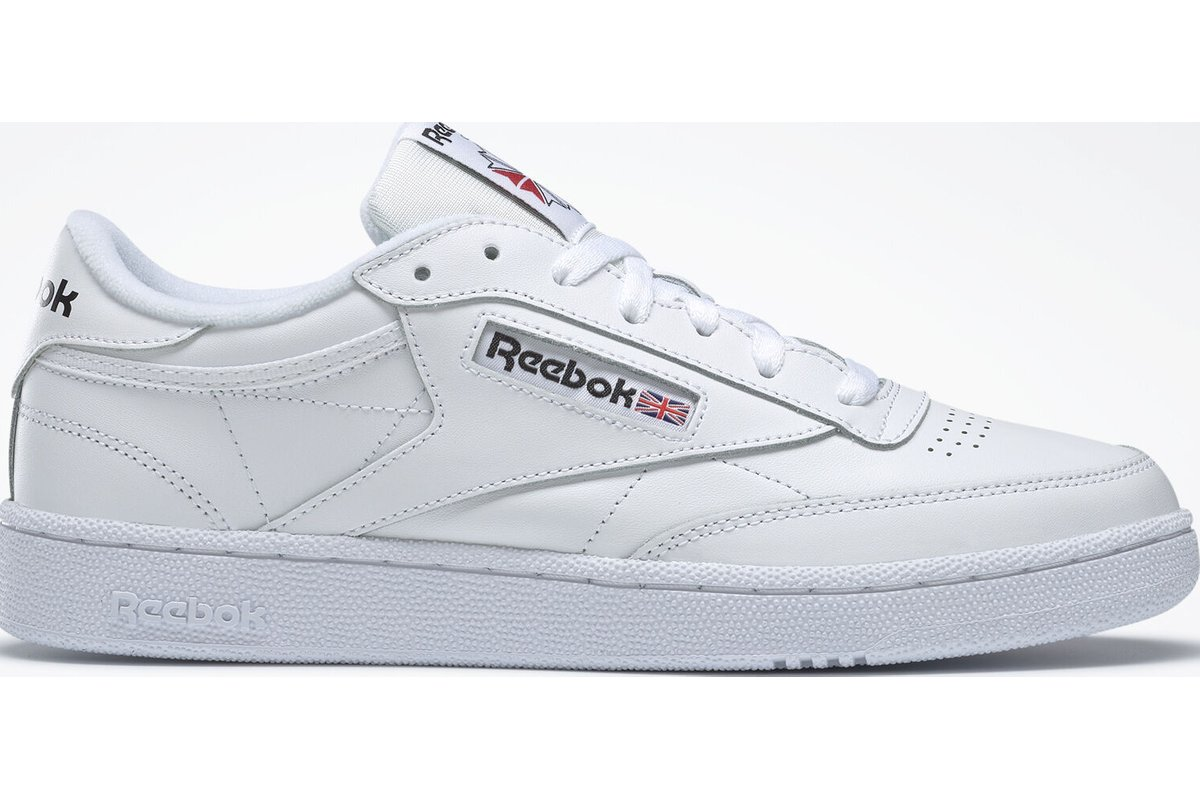 reebok-club c 85s-Men-white-DV9536-white-trainers-mens