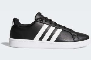 adidas-cloudfoam advantages-mens-black-B74264-black-trainers-mens