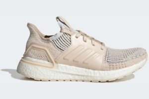 adidas-ultraboost 19s-womens-beige-G27492-beige-trainers-womens