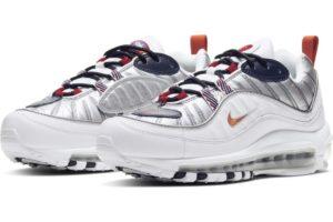 nike-air max 98-womens-white-cq3990-100-white-trainers-womens