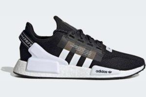 adidas-nmd_r1 v2s-mens-black-FV9021-black-trainers-mens