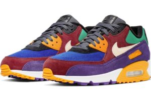 nike-air max 90-mens-red-cd0917-600-red-trainers-mens