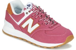 new balance-574-womens-pink-wl574syf-pink-trainers-womens