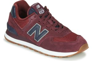 new balance-574-mens-red-ml574spq-red-trainers-mens