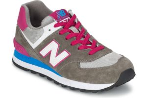 new balance-574-womens-grey-wl574cpw-grey-trainers-womens